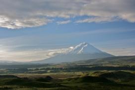 Mount CotopaxiEcuador