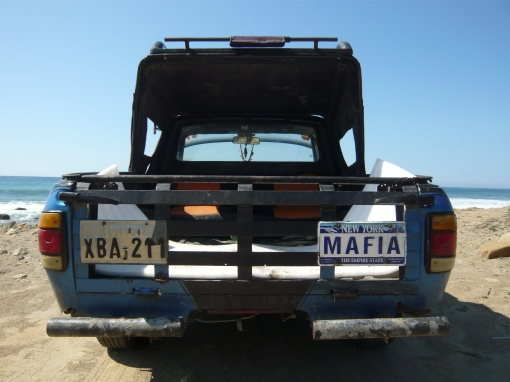 Surf-searching with the Manta mafia, Ecuador
